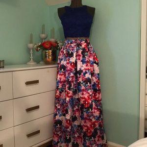 B. Darlin two-piece dress